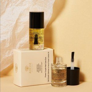 BNIB Nail Care Duo by Alesse New York